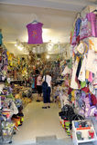 Anduze shop of handicrafts Stock Photo