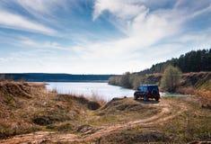 Free Andventure On Car Royalty Free Stock Photo - 14298225