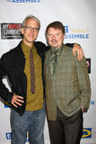 Andy Dick, Dave Foley Stock Image