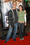Andy Dick,Missy Peregrym Royalty Free Stock Image