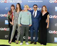 Andy Garcia. At the World premiere of 'Ghostbusters' held at the TCL Chinese Theatre in Hollywood, USA on July 9, 2016 stock photo