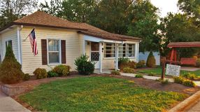 Andy Griffith Childhood Home fotografie stock libere da diritti