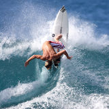 Andy Irons Pro surfer Royalty Free Stock Images