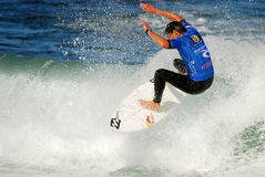 Andy Irons Rip Curl Surfing Wedstrijd Royalty-vrije Stock Foto