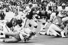 Andy Johnson, New England Patriots Στοκ Εικόνα