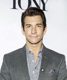 Andy Karl. Actor Andy Karl arrives for the 2017 Tony Awards Meet the Nominees Press Junket at the Sofitel New York Hotel in mid-town Manhattan on May 3, 2017 Royalty Free Stock Image