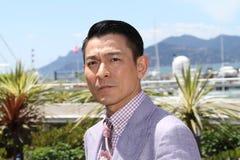 Andy Lau Arkivbilder