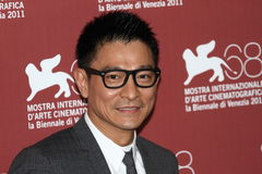 Andy Lau Στοκ εικόνες με δικαίωμα ελεύθερης χρήσης