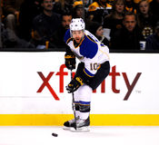 Andy McDonald St. Louis Blues Royalty Free Stock Photos