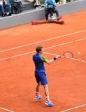 Andy Murray στο ATP Mutua ανοικτή Μαδρίτη Στοκ Εικόνες
