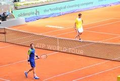 Andy Murray στο ATP Mutua ανοικτή Μαδρίτη Στοκ Εικόνα