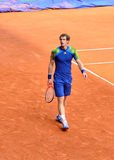 Andy Murray στο ATP Mutua ανοικτή Μαδρίτη Στοκ Φωτογραφία