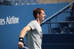 Andy Murray Stock Afbeelding