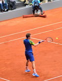 Andy Murray en el ATP Mutua Madrid abierta Imagenes de archivo