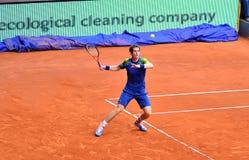 Andy Murray en el ATP Mutua Madrid abierta Imagen de archivo