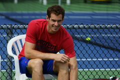 Andy Murray (GBR) Fotografia Royalty Free