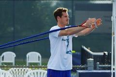 Andy Murray (GBR) Στοκ Φωτογραφία