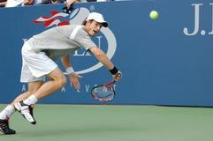 Andy Murray US öffnen 2008 (05) Lizenzfreie Stockfotografie