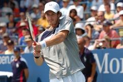Andy Murray US öffnen 2008 (14) Lizenzfreie Stockbilder