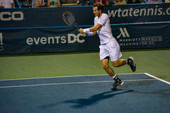 Andy Murray w washington dc dla Citi Otwiera 2015 Obrazy Stock