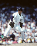 Andy Pettitte. New York Yankees pitcher Andy Pettitte.   (Image taken from color slide Royalty Free Stock Photography