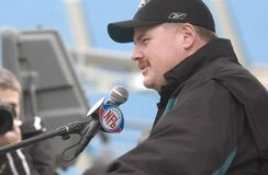Andy Reid Stock Images