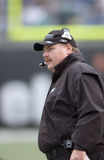 Andy Reid. Philadelphia Eagles head coach Andy Reid. (Image taken from a b&w negative Royalty Free Stock Image
