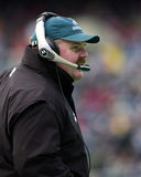 Andy Reid. Philadelphia Eagles head coach Andy Reid. (Image taken from color slide Stock Photography