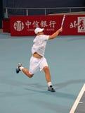 Andy Roddick (ΗΠΑ), επαγγελματικός τενίστας Στοκ Φωτογραφία