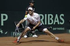 Andy Roddick Lizenzfreie Stockfotos
