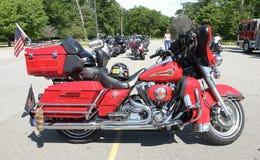 Andy Ross Ride stockfoto
