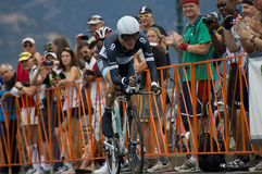 Andy Schleck, USA Pro Cycling Challenge Royalty Free Stock Photo