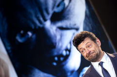 Andy Serkis Royalty Free Stock Photography