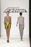 Andy South Project Runway season 8 Stock Images