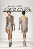 Andy South Project Runway seizoen 8 Stock Fotografie