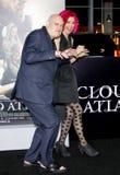 Andy Wachowski και Lana Wachowski Στοκ φωτογραφία με δικαίωμα ελεύθερης χρήσης