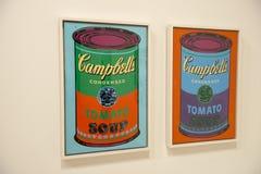 Andy Warhol, art de bruit moderne images libres de droits