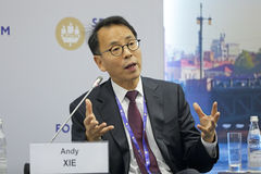 Andy Xie Στοκ φωτογραφία με δικαίωμα ελεύθερης χρήσης