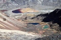 andyjski krajobraz Zdjęcie Royalty Free