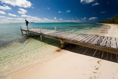 Anegada Explorations Royalty Free Stock Images