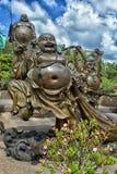 Anek Kuson Sala Pattaya,The Viharn Sien is a beautiful Chinese t royalty free stock image
