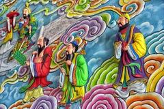 Anek Kuson Sala Pattaya,The Viharn Sien is a beautiful Chinese t. Thailand, Pattaya 30,06,2017 Anek Kuson Sala Pattaya,The Viharn Sien is a beautiful Chinese stock photography