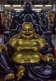 Anek Kuson Sala Pattaya,The Viharn Sien is a beautiful Chinese t stock photo