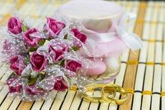 Anel de casamentos Fotos de Stock