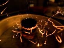 Anel de incêndio Imagem de Stock