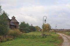 Anel de ouro de Rússia Suzdal Imagem de Stock Royalty Free