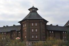 Anel de ouro de Rússia Suzdal Imagens de Stock Royalty Free