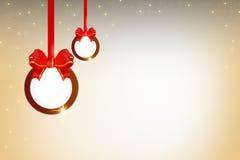 anel do xman com lado esquerdo da fita, fundo do abstrack Fotografia de Stock Royalty Free