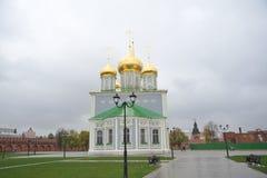 Anel dourado de Rússia Foto de Stock