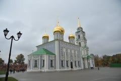 Anel dourado de Rússia Imagens de Stock